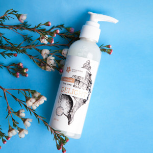 Халяльный гель-крем для душа – бережное очищение
