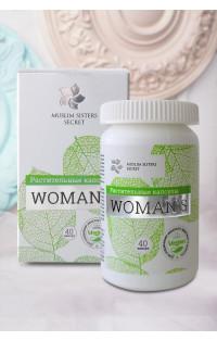 Растительная пищевая добавка «WOMEN'S» для женского здоровья и красоты